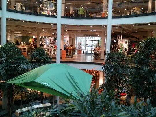 Globetrotter-Erlebnisfiliale Stuttgart