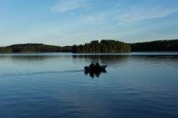 An den Seen der Region Dalsland