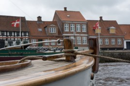 Hafen in Ribe