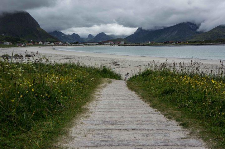 Strand in Ramberg