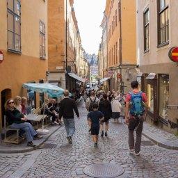 """Venedig des Nordens"" – ein Besuch in Stockholm"